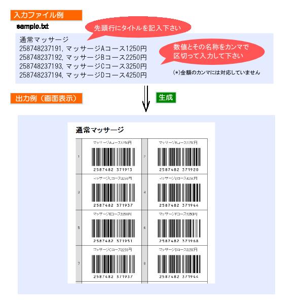 バー コード 作成 【無料】バーコード, QRコード 作成 アプリ